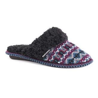 Muk Luks Women's Frida Scuff Slippers
