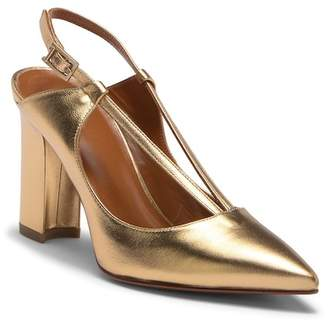 Aquatalia Hartley Metallic Pump