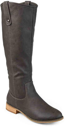 Journee Collection Taven Extra Wide Calf Riding Boot - Women's