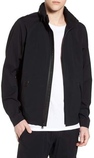 Stow Away Hood Waterproof Jacket
