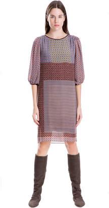 Max Studio geo printed dress