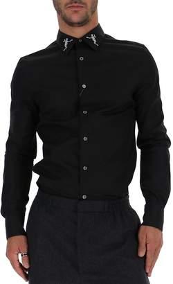 Alexander McQueen Skeleton Collar Shirt