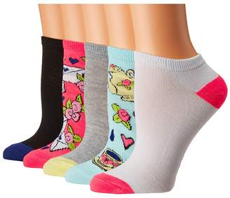 Betsey Johnson 10-Pack Call Me Low Cuts Women's Low Cut Socks Shoes