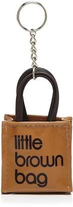 Bloomingdale's Little Brown Bag Key Fob - 100% Exclusive