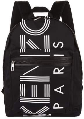 Kenzo Logo Backpack