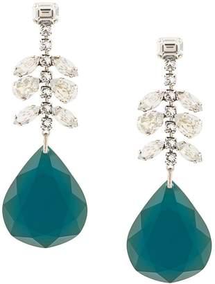 Isabel Marant long drop earrings
