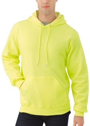 Fruit of the Loom Men's Dual Defense EverSoft Pullover Hooded Sweatshirt