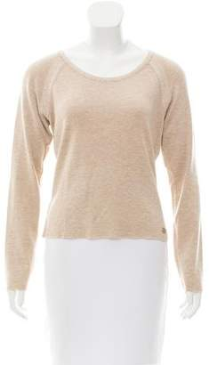 Chanel Cashmere Embellished Sweater