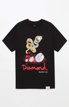 Diamond Supply Co. Snake T-Shirt