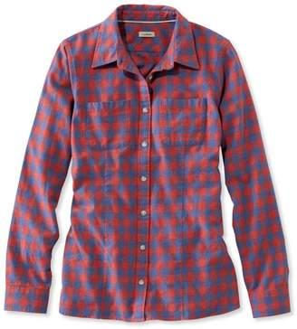 L.L. Bean L.L.Bean Freeport Flannel Shirt, Gingham