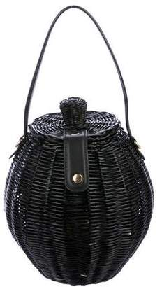 Ulla Johnson Tautou Basket Bag
