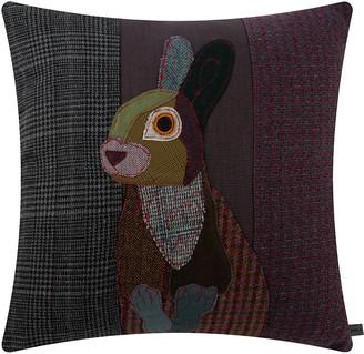 Dark Rabbit Cushion