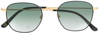 YMC thin frame sunglasses
