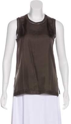 Rag & Bone Sleeveless Silk Top