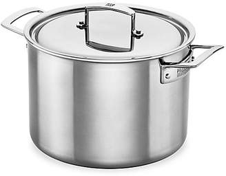 Zwilling J.A. Henckels Aurora 8-Quart Stainless Steel 5-Ply Stock Pot