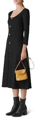 Whistles Jersey Midi Dress