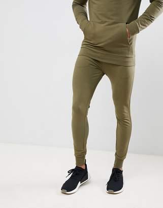 New Look super skinny jogger in khaki