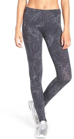 Women's Nike 'Leg-A-See' Print Jersey Leggings