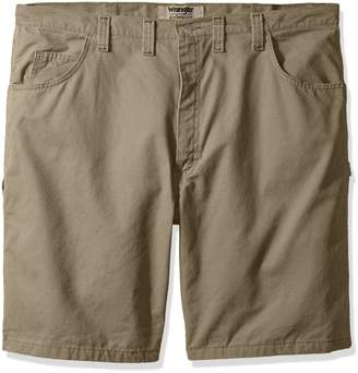 Wrangler Men's Big-Tall Authentics Classic Denim Carpenter Short