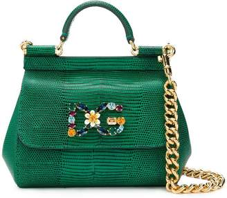 Dolce & Gabbana small Sicily shoulder bag