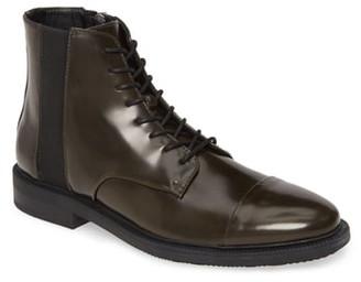 Calvin Klein Cronus Cap Toe Boot