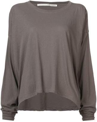 Isabel Benenato bat wing sleeve sweater