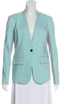 Yigal Azrouel Cut25 by Structured Button-Up Blazer