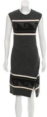 Isabel Marant Sleeveless Midi Dress