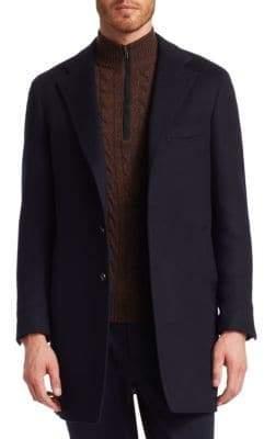Loro Piana Sartorial Cashmere Coat