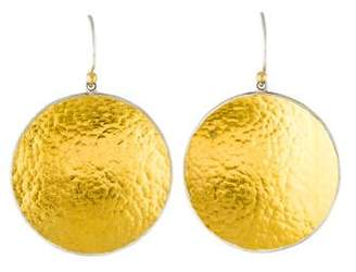 Gurhan Hourglass Drop Earrings