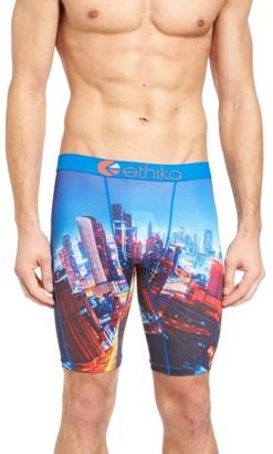 Men's Ethika Dubai Nights Stretch Boxer Briefs $25 thestylecure.com