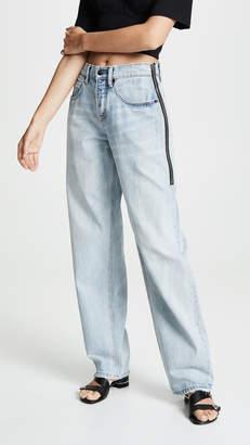 Alexander Wang Denim x Contra Oversized Jeans