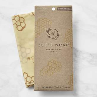 Williams-Sonoma Williams Sonoma Bee's Wrap Reusable Bread Wrap, Round Loaf