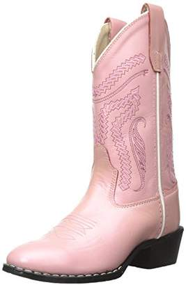 Old West Kids Boots Baby Girl's Western Boots (Toddler/Little Kid)
