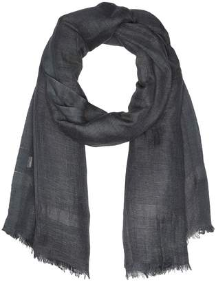 Love Quotes Linen Eyelash Scarf Scarves