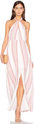 Line & Dot Agathe Twisted Dress $101 thestylecure.com