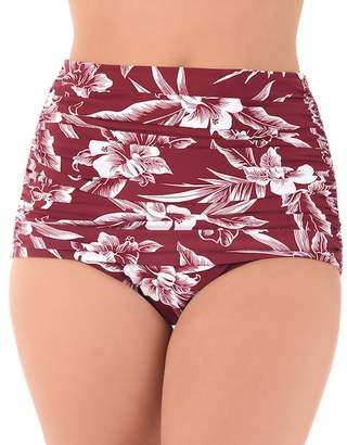 Miraclesuit Hibiskiss Norma Jean Swim Bottom