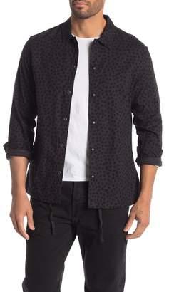 AllSaints Loiret Flannel Shirt