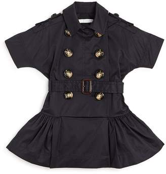 Burberry Girls' Cynthia Modern Trench Dress - Little Kid, Big Kid