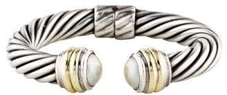 David Yurman Pearl Cable Classics Bracelet