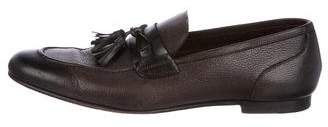 Tom Ford Tassel Leather Loafers