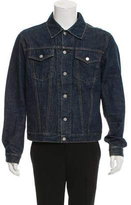 Helmut Lang Vintage Casual Denim Jacket