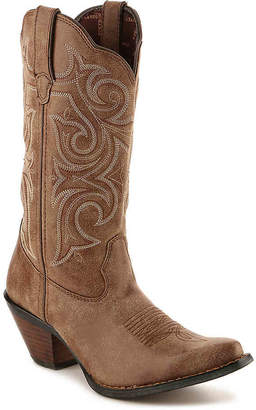 Durango Scall-Upped Cowboy Boot - Women's