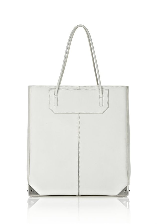 Alexander Wang Glow In The Dark Prisma Tote With Rhodium