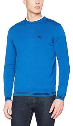 BOSS Men's Rimex Jumper, ( Blue 420)