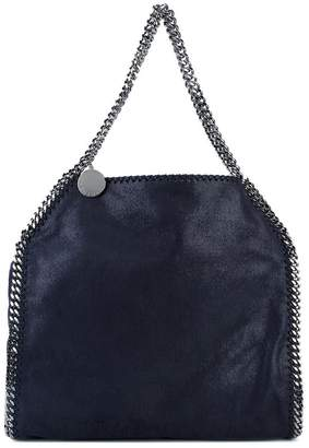 Stella McCartney Large Blue Falabella Tote Bag
