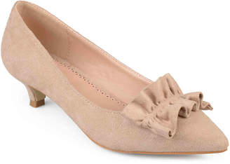 Journee Collection Sabree Pump - Women's