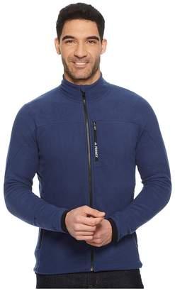 adidas Outdoor Terrex Tivid Fleece Jacket Men's Coat