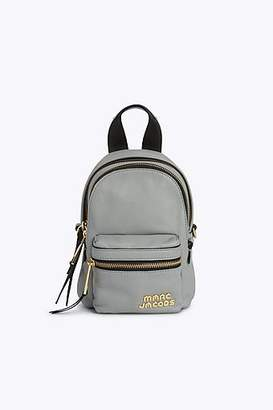 CONTEMPORARY Trek Pack Leather Mini Backpack