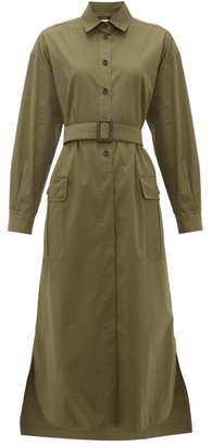 Max Mara Mania Shirtdress - Womens - Khaki